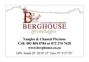 Berghouse and Cottages