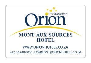 Orion Mont aux Sources